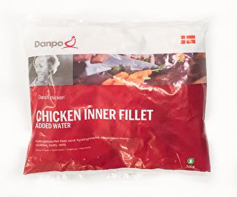 Kycklinginnerfilé, Danpo, 700g -