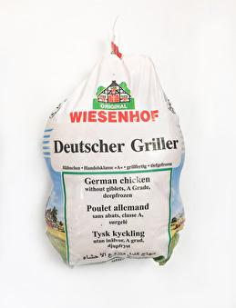 Tysk hel kyckling, Wiesenhof -