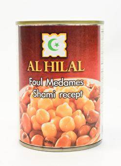 Foul medames (shami recept), Al Hilal -