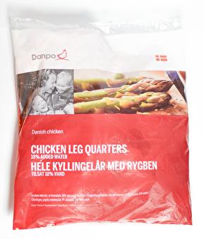 Kycklingklubba, Danpo, 2kg -
