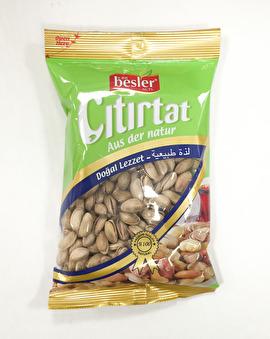Rostade pistaschnötter, Besler, 200g -