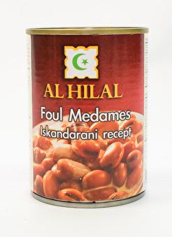 Foul medames (iskandarani recept), Al Hilal -