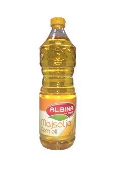 Majsolja, Albina Food, 900ml -