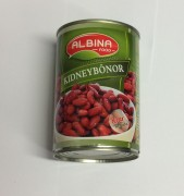 Kidneybönor, Albina Food, 400g