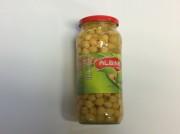 Kikärtor, Albina Food, 540g