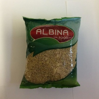 Bulgur (medium), Albina Food, 750g -