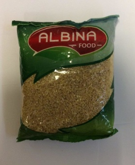 Bulgur village (grov), Albina Food, 750g -