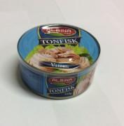 Tonfiskfilé (vatten), Albina Food, 120g