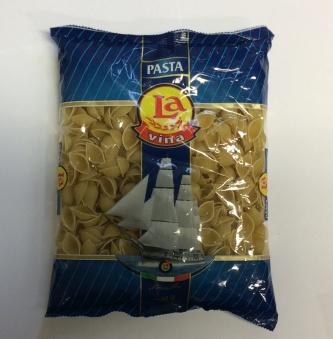 Pasta (shells), Lavina, 400g -