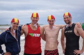 Herrlaget i Ocean relay