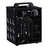 Värmefläkt 2000W 230V