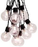 Ljusslinga med 10 lampor  L7,3 m