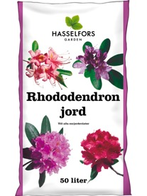 Rhododendronjord