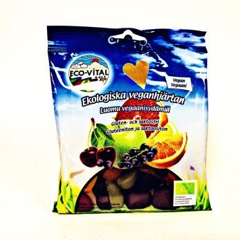 Godis/ Eco-Vital, Veganhjärtan