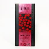 Vivani, Mörk Choklad Tranbär