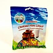 Godis/ Eco-Vital, Chokladmini Linser