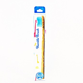 Hygien/ Humble Brush, Tandborste Blå Barn