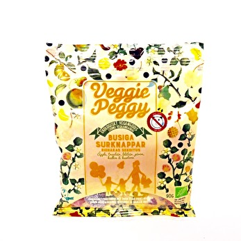 Veggie Peggy, Busiga Surknappar