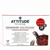 Attitude, Disktabletter