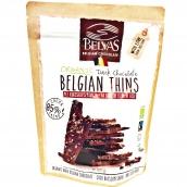 Choklad/ Belvas, BrutenMörk Kokossocker&Kakaonibs
