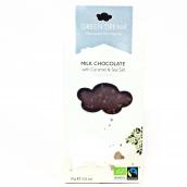 Choklad/ Green Dream, Ljus Karamell&Sea Salt