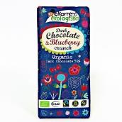 Ekorrens Ekologiska, Mörk Choklad Blåbärs Crunch
