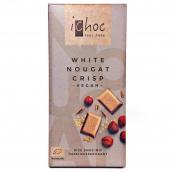Choklad / Ichoc, Ris Vit Nougat krisp
