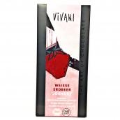 Vivani, Vit Choklad Jordgubb