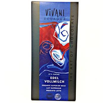 Vivani, Ljus Choklad Ecuador