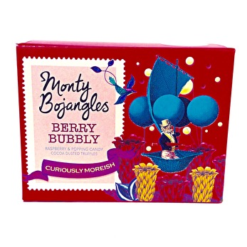 Choklad/ Monty Bojangles, Tryfflel Hallon&Kolsyrat Godis