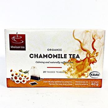 Khoisan Tea, Kamomill