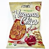 Chips/ Trafo, Hummus&Paprika