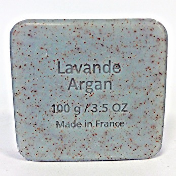 Savon du Midi, Skrubbtvål Lavendel/Argan