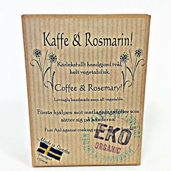 Hygien/ Tvål Kaffe&Rosmarin, Klockargårdens