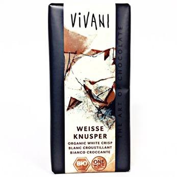 Choklad/ Vivani, VitChoklad&Riskrisp