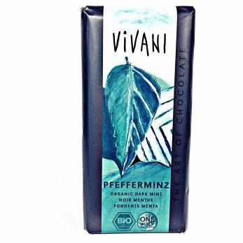 Choklad/ Vivani, Pepparmint