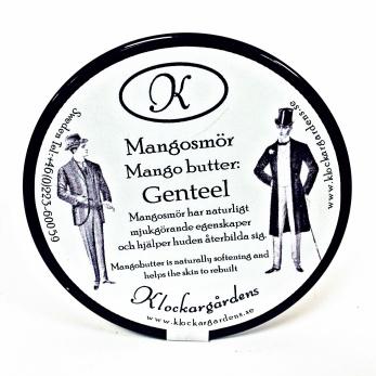 Hygien/ Hudkräm Mangosmör, Klockargårdens,