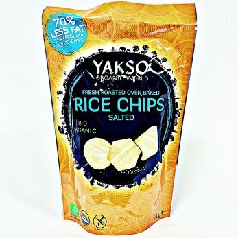 Chips/ Rischips, Yakso organic World