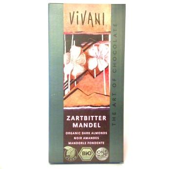 Choklad/ Vivani, Mörk Mandel