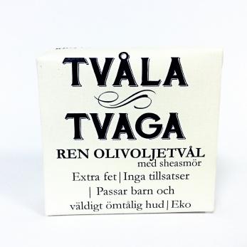 Hygien/ Tvål Olivolja&Sheasmör, Tvåla&Tvaga