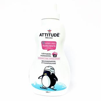 Attitude, Tvättmedel Oparfymerad