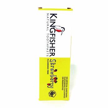 Kingfisher, Tandkräm Jordgubb