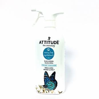 Attitude, Glas/Spegelspray Citrus