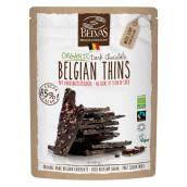 Belvas, Bruten Mörk Choklad Kokossocker&Kakaonibs