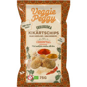 Veggie Peggy, KikärtsChips Orgental
