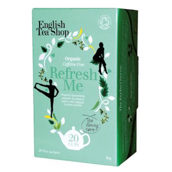 English Tea Shop, Refresh Me