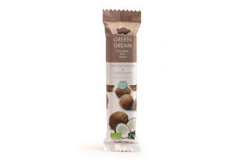 Green Dream, Ljus Choklad Kokosnöt