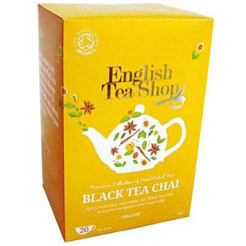 English Tea Shop, Svart Chai Te