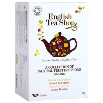 English Tea Shop, Fruktte Mix