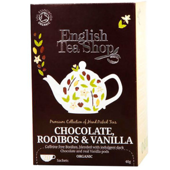 English Tea Shop, Rooibos/Choklad/Vanilj Te